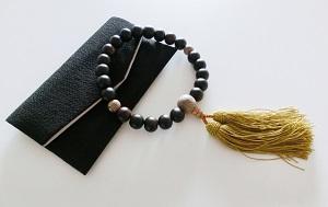 葬儀 数珠