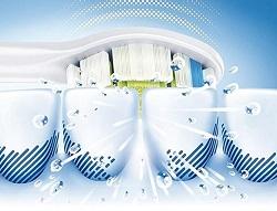 超音波電動歯ブラシ