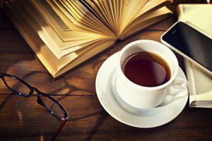 体を温める飲み物「紅茶」