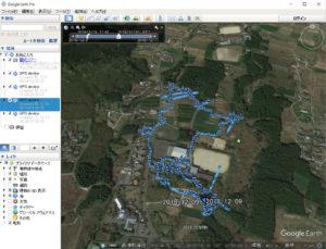 猫GPS追跡ロガー 起動画面2