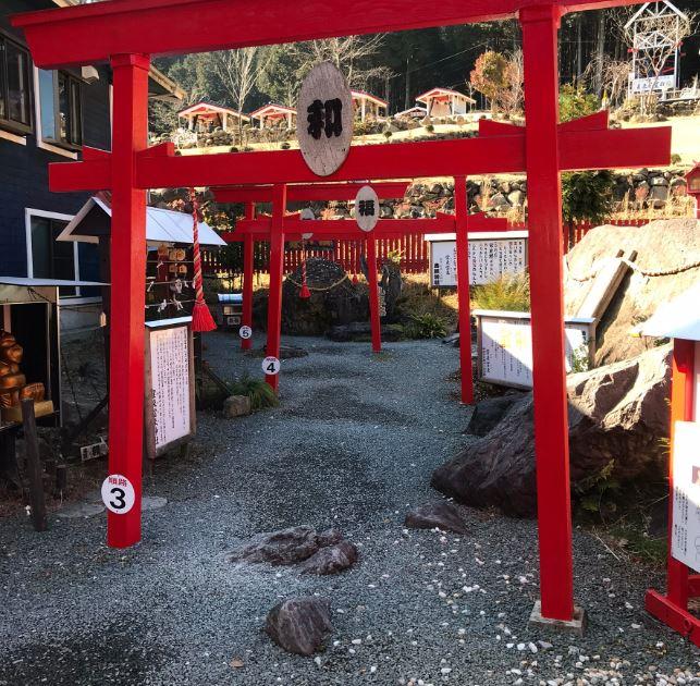 宝来宝来神社参拝方法3(阿蘇宝くじが当たる神社)